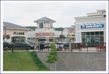 Many shopping center landlords are no longer assuming responsibility for store construction costs, but instead offering higher tenant concessions.