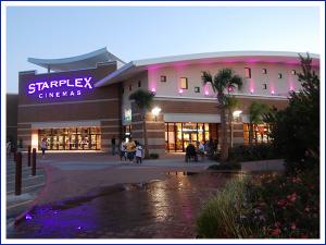 Brazos Mall Theatre Exterior