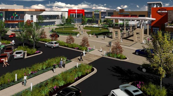 Englewood Construction is doing with the reimagining of Stratford Square Mall