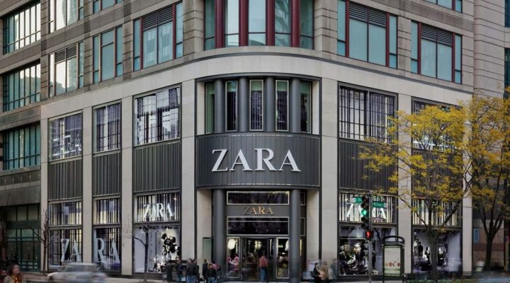 Zara Michigan Avenue Chicago
