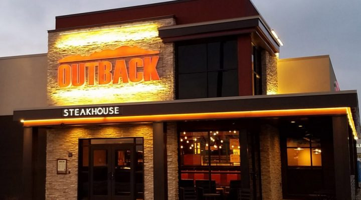 Outback Merrillville Ind.