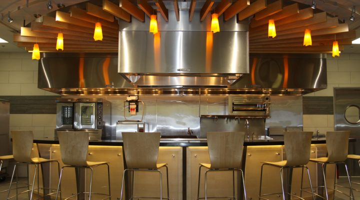 US-Foods-Test-Kitchen Commercial Construction Blog