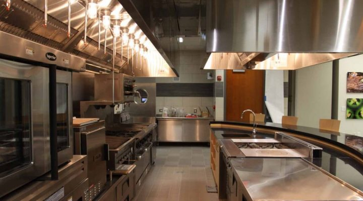 Englewood Commercial Kitchen